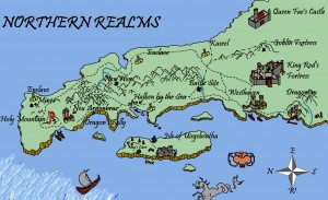 Northern Realms, The Kingdoms of Goblins and Men